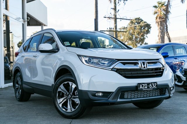 Demonstrator, Demo, Near New Honda CR-V VTi FWD, Oakleigh, 2019 Honda CR-V VTi FWD RW MY19 Wagon