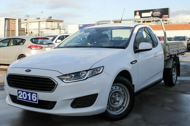 Used Ford Falcon Super Cab, Coburg North, 2016 Ford Falcon Super Cab Cab Chassis