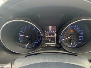 2017 Toyota Corolla SX Hatchback.
