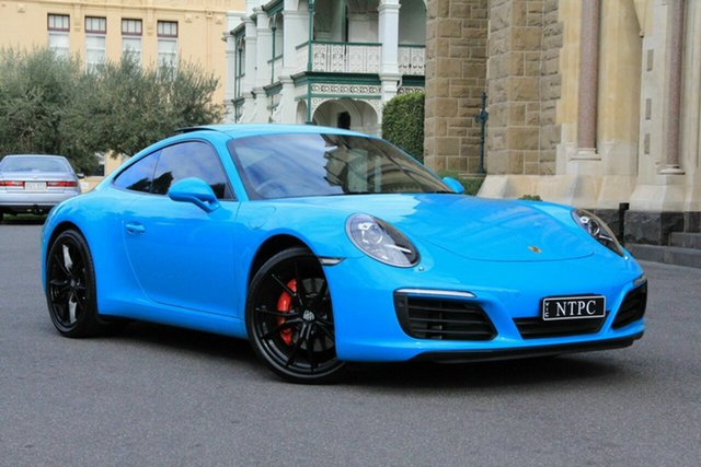 Used Porsche 911 Carrera S, North Melbourne, 2016 Porsche 911 Carrera S Coupe