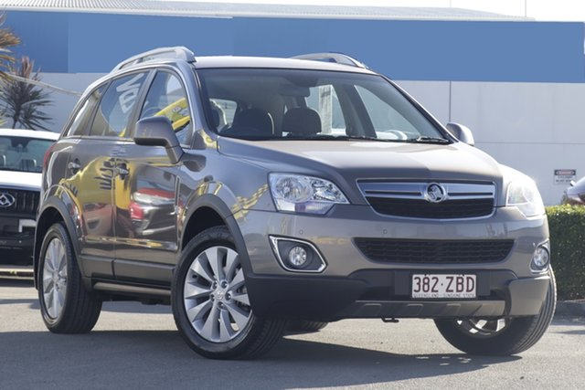 Used Holden Captiva 5 LT, Toowong, 2014 Holden Captiva 5 LT Wagon