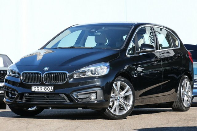 Used BMW 220i Active Tourer Sport Line, Brookvale, 2017 BMW 220i Active Tourer Sport Line Wagon