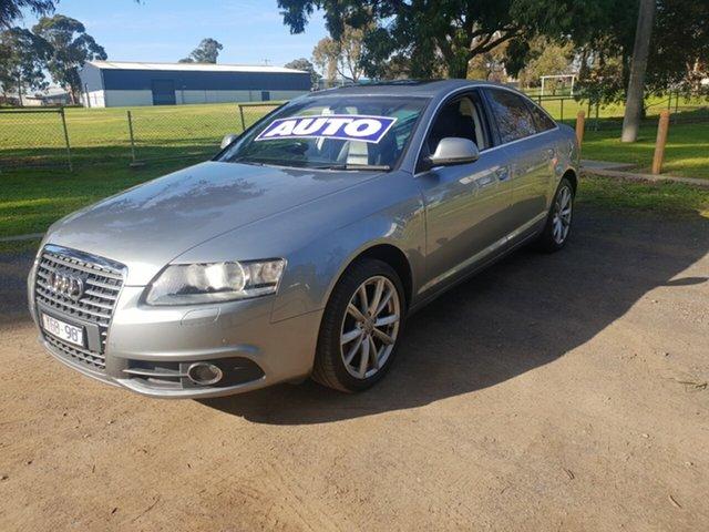 Used Audi A6 Multitronic, Cranbourne, 2011 Audi A6 Multitronic Sedan