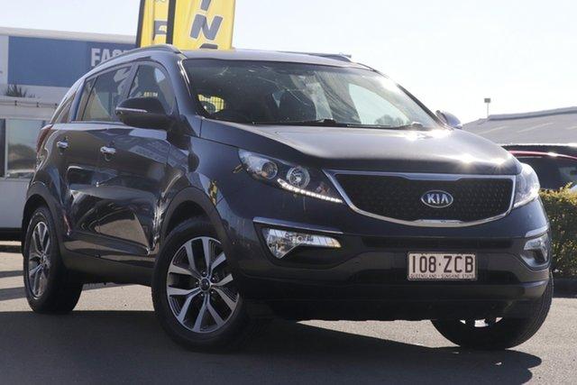 Used Kia Sportage Si 2WD Premium, Bowen Hills, 2015 Kia Sportage Si 2WD Premium Wagon