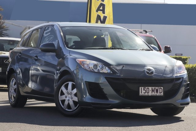 Used Mazda 3 Neo Activematic, Bowen Hills, 2010 Mazda 3 Neo Activematic Hatchback