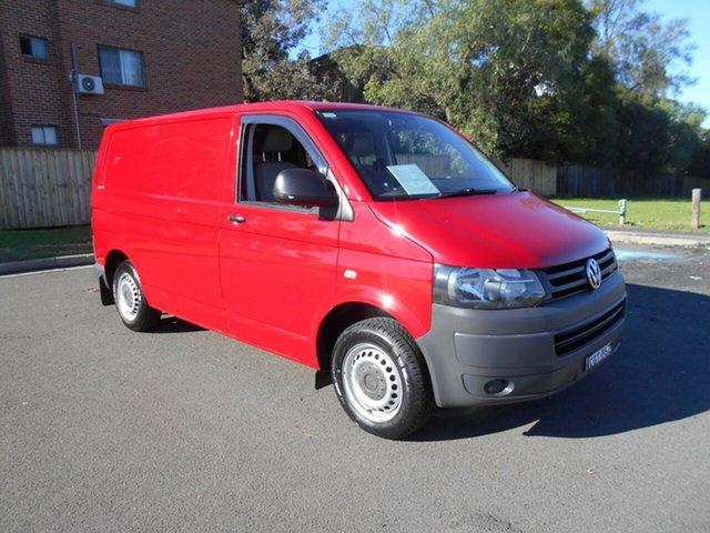 Used Volkswagen Transporter TDI 340 SWB Low, Bankstown, 2012 Volkswagen Transporter TDI 340 SWB Low Van