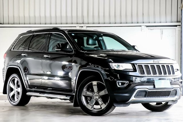 Used Jeep Grand Cherokee Limited, Laverton North, 2014 Jeep Grand Cherokee Limited Wagon