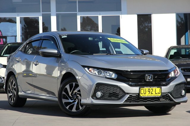 Used Honda Civic VTi-S, Narellan, 2017 Honda Civic VTi-S Hatchback
