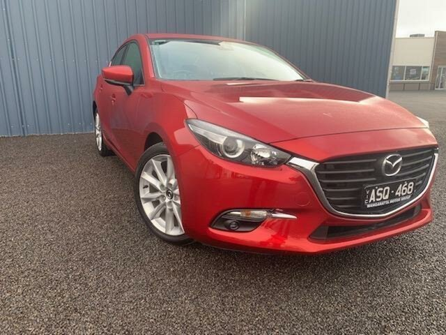 Used Mazda 3 SP25, Wangaratta, 2017 Mazda 3 SP25 Sedan