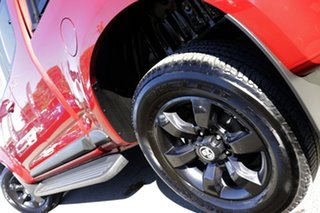 2015 Holden Colorado LTZ Space Cab Utility.