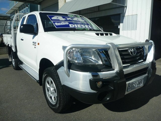 Used Toyota Hilux SR Xtra Cab, Edwardstown, 2013 Toyota Hilux SR Xtra Cab Utility