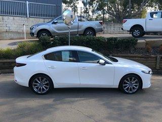 2019 Mazda 3 G25 SKYACTIV-Drive GT Sedan.