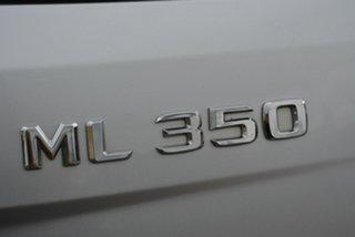 2007 Mercedes-Benz ML 350 (4x4) Wagon.