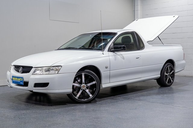 Used Holden Commodore, Slacks Creek, 2007 Holden Commodore Utility