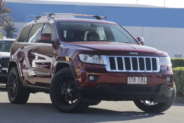 Used Jeep Grand Cherokee Laredo, Toowong, 2013 Jeep Grand Cherokee Laredo Wagon