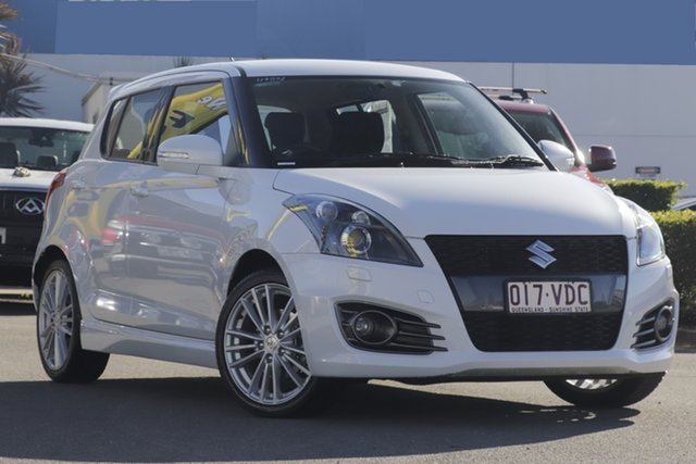 Used Suzuki Swift Sport, Toowong, 2014 Suzuki Swift Sport Hatchback