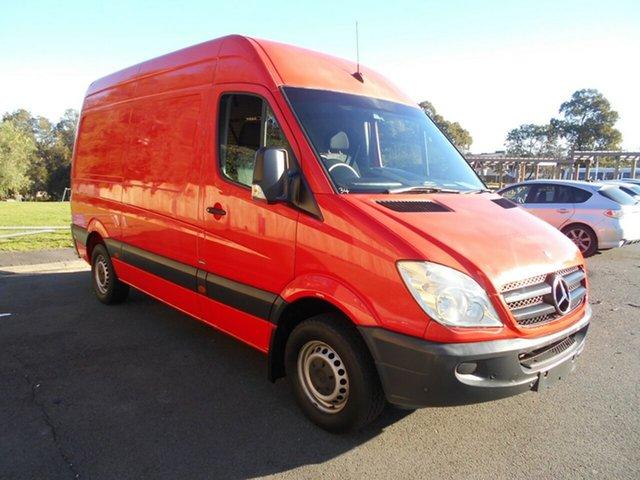 Used Mercedes-Benz Sprinter 313 CDI MWB, Bankstown, 2012 Mercedes-Benz Sprinter 313 CDI MWB Van