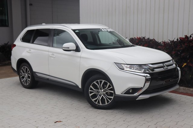 Used Mitsubishi Outlander LS 2WD, Cairns, 2017 Mitsubishi Outlander LS 2WD Wagon