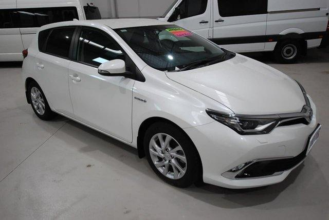 Used Toyota Corolla Hybrid E-CVT, Kenwick, 2016 Toyota Corolla Hybrid E-CVT Hatchback