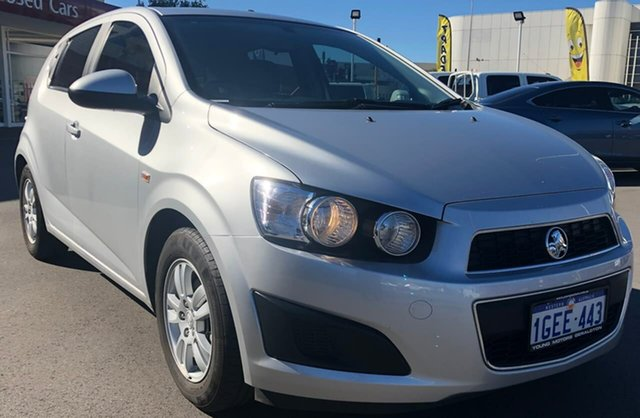 Used Holden Barina CD, Geraldton, 2016 Holden Barina CD Hatchback