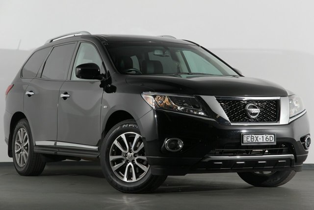 Discounted Used Nissan Pathfinder ST-L X-tronic 2WD, Campbelltown, 2013 Nissan Pathfinder ST-L X-tronic 2WD SUV