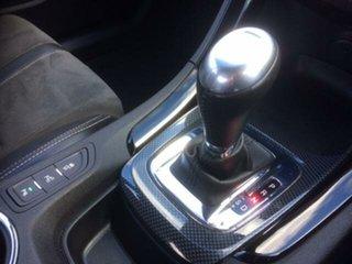 2017 Holden Commodore SV6 Sedan.