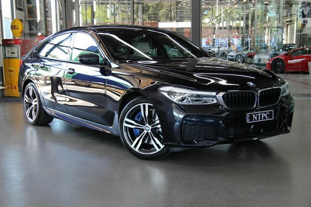 Used BMW 630i M Sport Gran Turismo Steptronic, North Melbourne, 2018 BMW 630i M Sport Gran Turismo Steptronic Hatchback