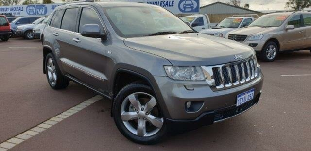Discounted Used Jeep Grand Cherokee Overland, East Bunbury, 2012 Jeep Grand Cherokee Overland Wagon