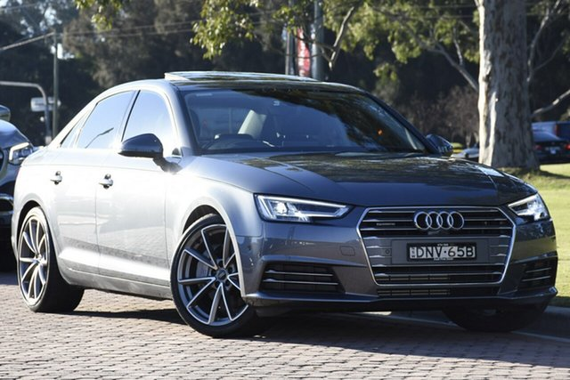 Discounted Used Audi A4 Sport S Tronic Quattro, Warwick Farm, 2016 Audi A4 Sport S Tronic Quattro Sedan