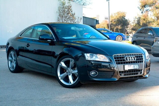 Used Audi A5, Elsternwick, 2010 Audi A5 Coupe
