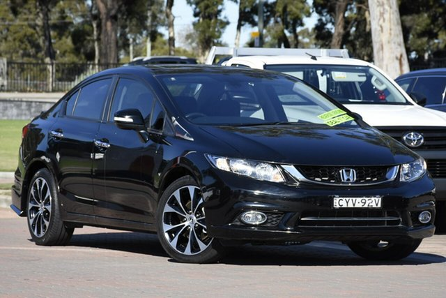 Used Honda Civic Sport, Warwick Farm, 2015 Honda Civic Sport Sedan