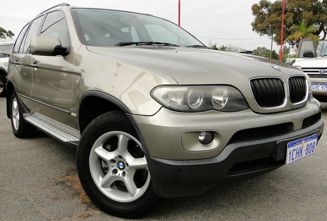 Used BMW X5 d Steptronic, Bellevue, 2006 BMW X5 d Steptronic Wagon