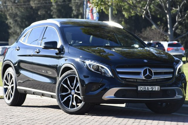 Discounted Used Mercedes-Benz GLA 250 4MATIC DCT 4MATIC, Warwick Farm, 2015 Mercedes-Benz GLA 250 4MATIC DCT 4MATIC SUV