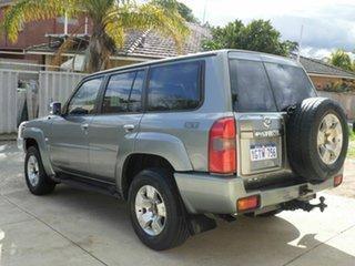 2007 Nissan Patrol ST Wagon.