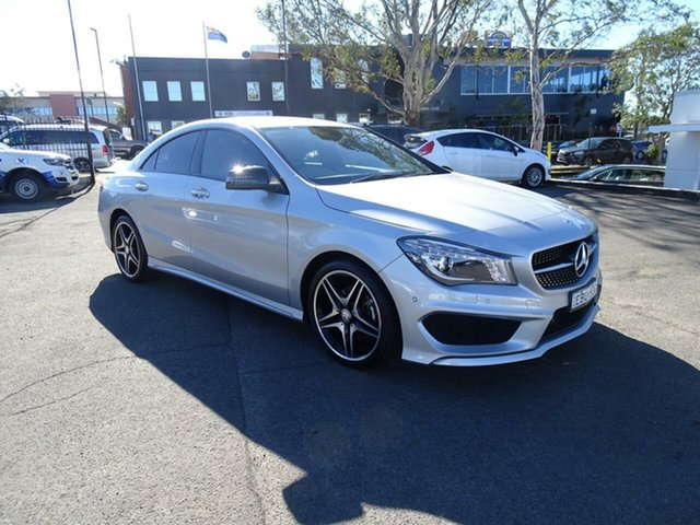 Used Mercedes-Benz CLA200 DCT, Nowra, 2014 Mercedes-Benz CLA200 DCT Coupe
