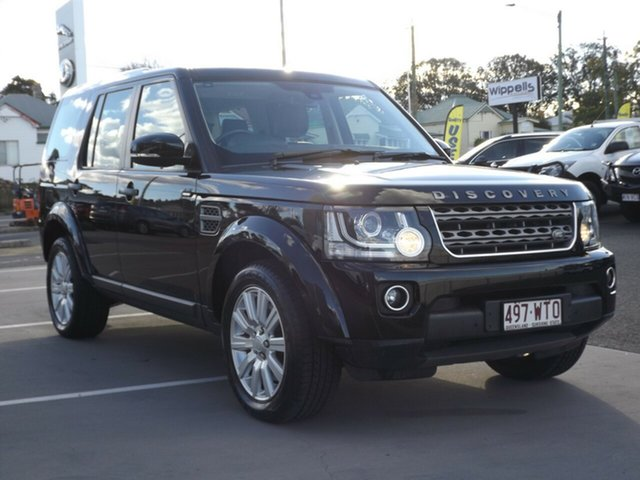 Discounted Used Land Rover Discovery TDV6, Toowoomba, 2015 Land Rover Discovery TDV6 Wagon