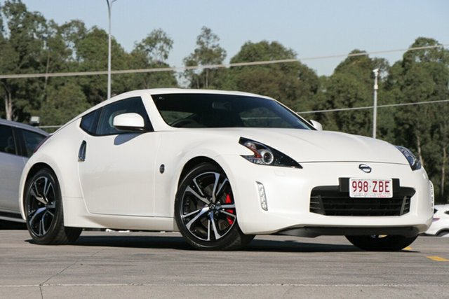 Demonstrator, Demo, Near New Nissan 370Z, Indooroopilly, 2018 Nissan 370Z Coupe