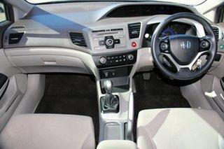 2012 Honda Civic VTi Sedan.