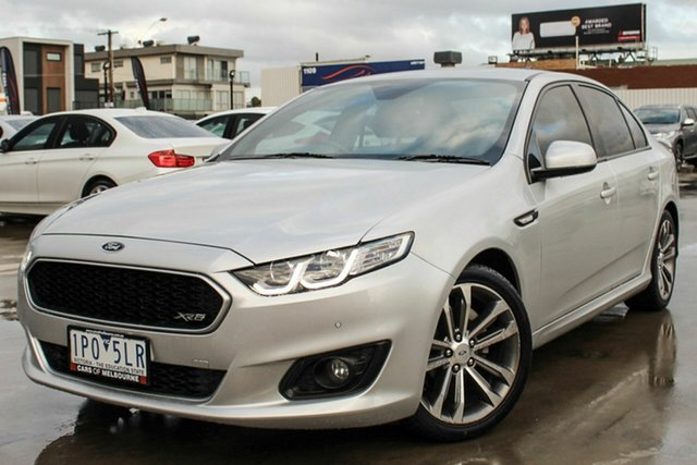 Used Ford Falcon XR6, Coburg North, 2015 Ford Falcon XR6 Sedan