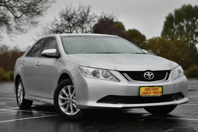 Used Toyota Aurion AT-X, Enfield, 2016 Toyota Aurion AT-X Sedan