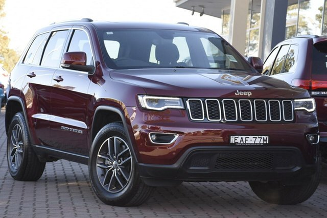 Discounted Demonstrator, Demo, Near New Jeep Grand Cherokee Laredo, Narellan, 2018 Jeep Grand Cherokee Laredo SUV