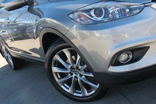 2014 Mazda CX-9 Luxury Activematic AWD Wagon.