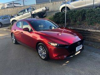 2019 Mazda 3 G20 SKYACTIV-Drive Pure Hatchback.