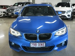 2017 BMW 220i M Sport Coupe.