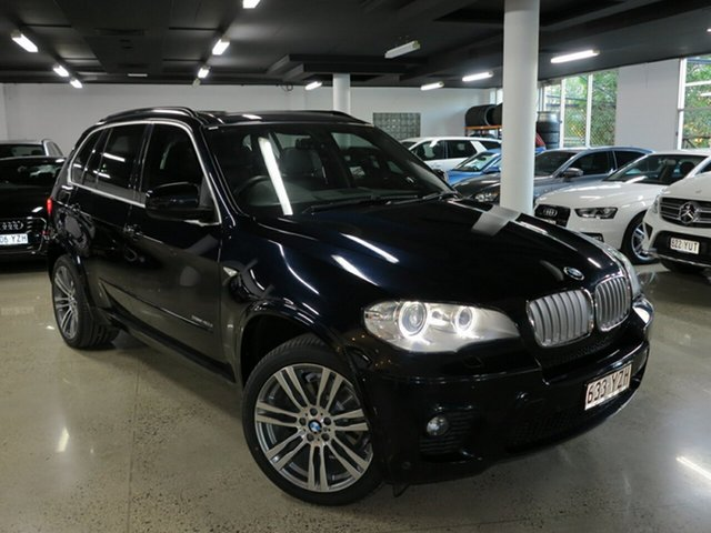 Used BMW X5 xDrive40d Steptronic Sport, Albion, 2013 BMW X5 xDrive40d Steptronic Sport Wagon