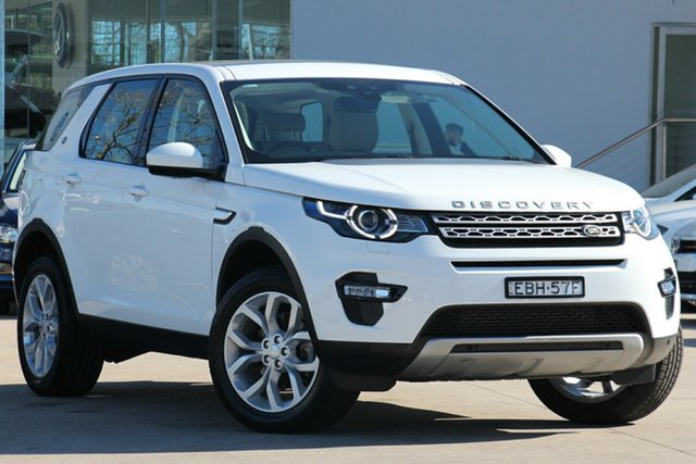 Used Land Rover Discovery Sport Td4 HSE, Waitara, 2015 Land Rover Discovery Sport Td4 HSE Wagon