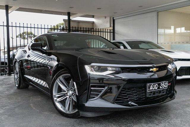 Demonstrator, Demo, Near New Chevrolet Camaro 2SS, Oakleigh, 2018 Chevrolet Camaro 2SS MY18 Coupe
