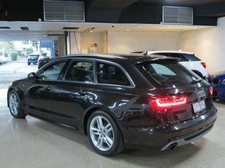 2012 Audi A6 Avant Multitronic Wagon.