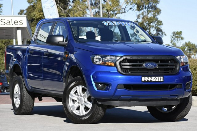 Discounted Used Ford Ranger XL Double Cab 4x2 Hi-Rider, Campbelltown, 2018 Ford Ranger XL Double Cab 4x2 Hi-Rider Utility