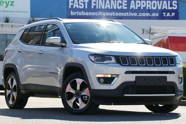 Used Jeep Compass Limited, Bowen Hills, 2017 Jeep Compass Limited Wagon